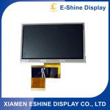 Pantalla TFT LCD de 7 pulgadas de tamaño personalizado / grande / pequeño sin pantalla táctil capacitiva