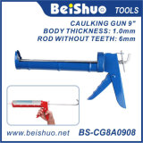 Outils électriques de construction Skeleton Type China Manual Cartridge Caulking Gun