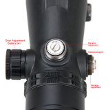 Ajustável táctico Mini Red Dot Âmbito para a caça Airsoft2-0112 Cl