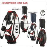 Изготовленный на заказ кожаный мешок гольфа