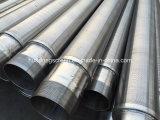 18/25 / 50mesh Wedge Wire Stainer utilizan en el tratamiento de agua Euuipments