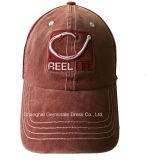 Gorra de béisbol pesada de la colada de la manera con el bordado 3D (LY132)