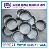 99.95% Crisol del molibdeno/crisoles sinterizados Polished puros del molibdeno para el horno Growing del zafiro con precio de fábrica