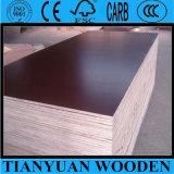 madera contrachapada marina de 18m m para el encofrado concreto