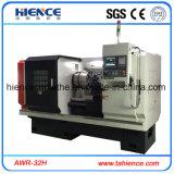 セリウムの証明書Awr32hが付いている高精度の合金の車輪修理旋盤CNCの車輪機械