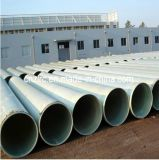 Para el suministro de agua FRP/GRP Tubo de alta presión