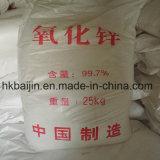 Ossido di zinco industriale di ZnO del grado 99.7%