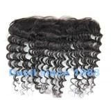 Encierro frontal de Remy del cordón chino del pelo con el enrollamiento profundo