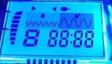 Pantalla del Tn LCD para la visualización eléctrica del Tn del calentador del refrigerador de aire