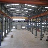Prefab structure structurelle bâtiment en métal
