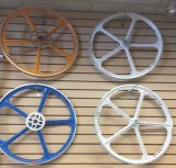 """Bunte Aluminiumfelge, Wheelset, das Fahrrad 29 """" /700c, motorisierte Fahrrad-Räder läuft"""