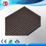 Sinal LED programáveis de cor âmbar visor de texto publicitário P10 Módulo de LED