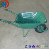 Roda chinesa Barrow&Wheelbarrow do jardim Wb3801 do carro da pintura