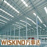 Entrega rápida bastidor estructural de la luz de la construcción