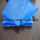 Manguera de PVC plana la manguera de riego Layflat