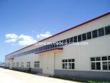 Estructura de acero de la luz de la construcción de la fábrica o planta de acero