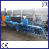 Haltbare hydraulische HochleistungsAltmetall-Ballenpresse und Ausschnitt-Maschine
