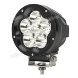 "Impermeable 12V-24V 5 ""Spotlight 60W CREE LED 4X4"