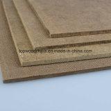 panneau dur ordinaire de bonne qualité de 1220*2440mm *2mm-6mm pour des meubles