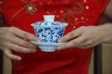 취향 차 Organtic 중국 고품질 과일 녹차