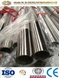 tubo de acero inoxidable inconsútil redondo 304 316