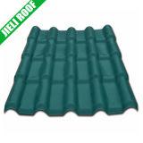 Покрашенная Bamboo плитка крыши формы в Азии