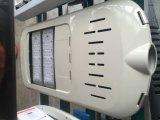 La cubierta ligera de los dispositivos ligeros de calle del LED de aluminio a presión la fundición