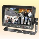 Sistema de reserva máximo de la cámara con las cámaras impermeables