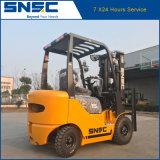 Mini Forklift 1.5-1.8ton Diesel de Snsc com o motor de Japão Isuzu