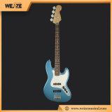 Constructeur électrique bon marché de guitare basse de chaîne de caractères des prix 4