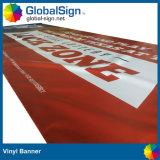 13 once progettano lle bandiere per il cliente stampate parteggiate dell'un della flessione vinile del PVC