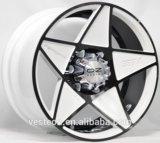 L'alliage de véhicule de reproduction de bonne qualité roule des RIM pour les véhicules 13inch à 24inch