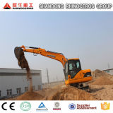 Motor da máquina escavadora X90-E/9ton 0.42cbm/Japan Yanmar da esteira rolante/máquina escavadora da trilha para a venda em China em Ásia