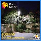 Indicatore luminoso di via solare intelligente Integrated esterno del giardino di 30W LED