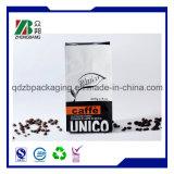 Sacs Quarte-Scellés d'empaquetage en plastique pour le café