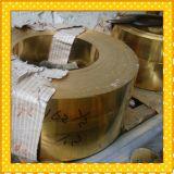 C2720 C2680 C2600 latón tira de latón de la bobina / C27200 C27400 C26000
