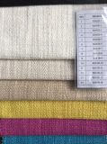 100%Polyester Plain il prodotto intessuto del sofà/grandi colori per Europa (R043B)