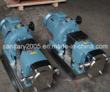 High Viscosity Material를 위한 스테인리스 Steel Sanitary Rotary Lobe Pump