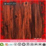 Étage en bois de vinyle de PVC d'étage de vinyle de couleur grise