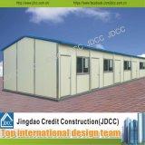 Casa prefabricada barata de Dormitorie del emplazamiento de la obra