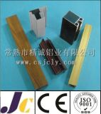 알루미늄 산업 단면도, 건축 (JC-W-10052)를 위한 알루미늄 단면도