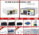 Unità ad alta frequenza di Ecnomical e popolare Electrosurgical per diatermia con 100watts