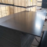 Black Film Faced Shuttering Phenolic Glue Poplar Plywood (21X1250X2500mm)