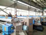 共通の綿織物を編むための空気ジェット機の織機