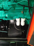 Чумминс Енгине привело трехфазный молчком генератор в действие 350kVA (GDC350*S)