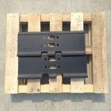 Katze-Bronzelieferanten-Stahlspur-Schuh für Gleiskettenfahrzeug-Exkavator