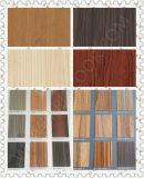 Hölzerne Korn-außenfarben der Wand-HPL