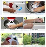 De Reinigingsmachine van het Venster van het glas voor Enig Glas of Geïsoleerdb Glas