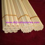 Los tubos de cerámica de corindón con alta alúmina