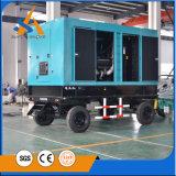 Generador diesel silencioso de la fábrica de China pequeño